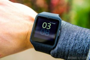 Smartwatch Sony 3